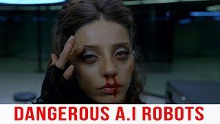 Top 10 Strongest A.I Robots