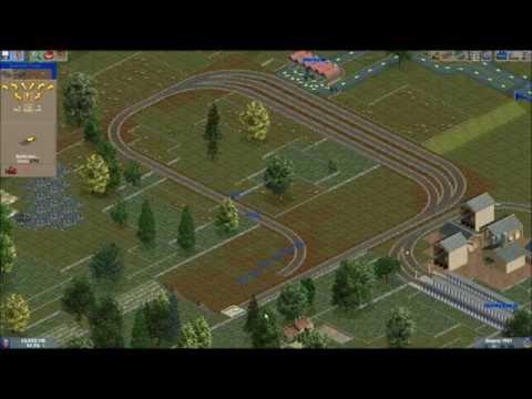Lets Play: Chris Sawyers Locomotion Part 23 MMMMMM CHERRYVILLE MMMMM |