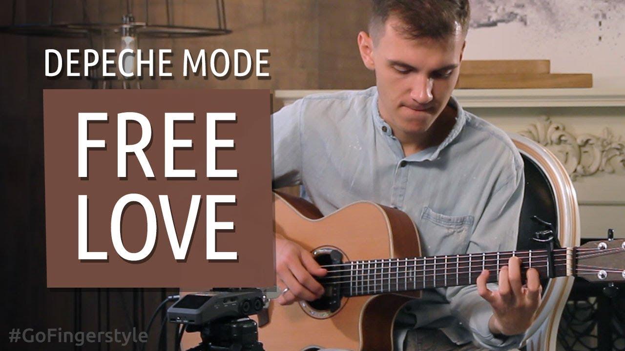 Depeche mode freelove original скачать ноты для фортепиано.