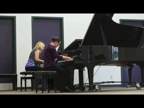 Georgeanne Alberta Music Festival Association 2015 Concerto 2 Movements