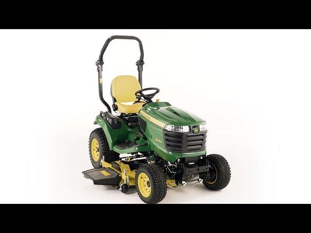 Traktorek z silnikiem diesla X949 | John Deere