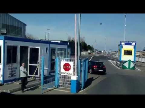 Caen-Portsmouth Brittany ferries