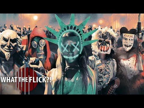 The Purge: Election Year - Official Movie Review