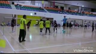 Японский мини волейбол