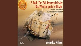 The Well-Tempered Clavier, Book 1: Prelude and Fugue No. 2 in C Minor, BWV 847