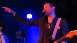 Mayer Hawthorne - The Stars Are Ours - live @ Bi Nuu in Berlin 27.06.2013