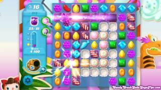 Candy Crush Soda Saga Level 312 No Boosters