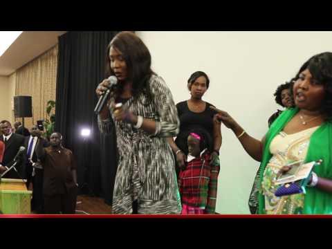 Aweil Community Convention fundraising night summary