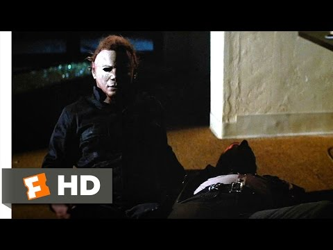 Halloween II (9/10) Movie CLIP - Why Won't He Die? (1981) HD