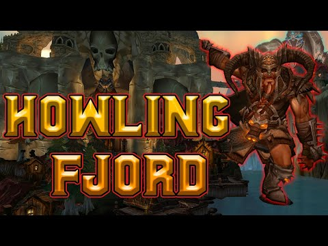 The Story Of The Howling Fjord [Lore]
