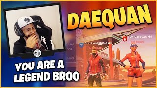 TSM Daequan Compilation Fortnite - Daquan Funny Moments ( funniest moments NEW SEASON )