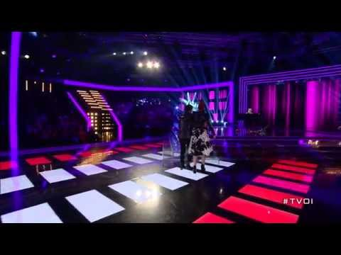 """The Voice IT   Serie 3   Anteprima Blind Audition """"Skinny Love"""""""