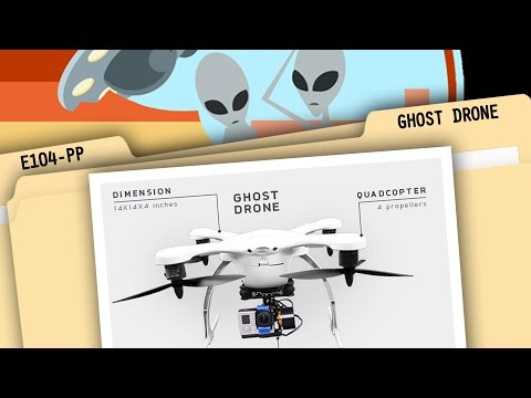 RFTC: Ghost Drone FPV Quadcopter Preview