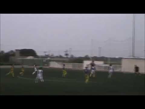 Gol desde el centro del campo, Juvenil B C.D. CASTELLÓN