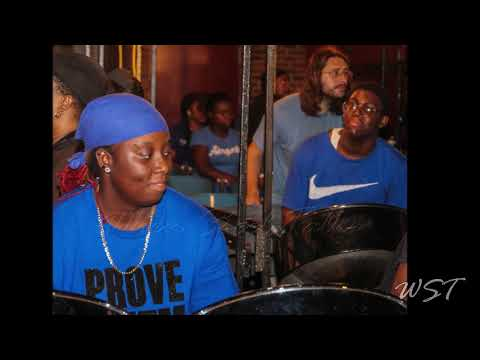 "CASYM Steel Orchestra - ""Year For Love"" – ('Cool-down' Version) - Video"