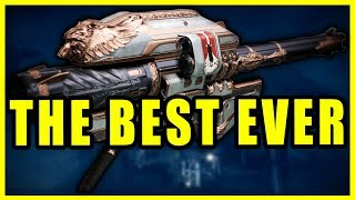 The Weapon That BROKE the Internet: The Gjallarhorn - Destiny 2