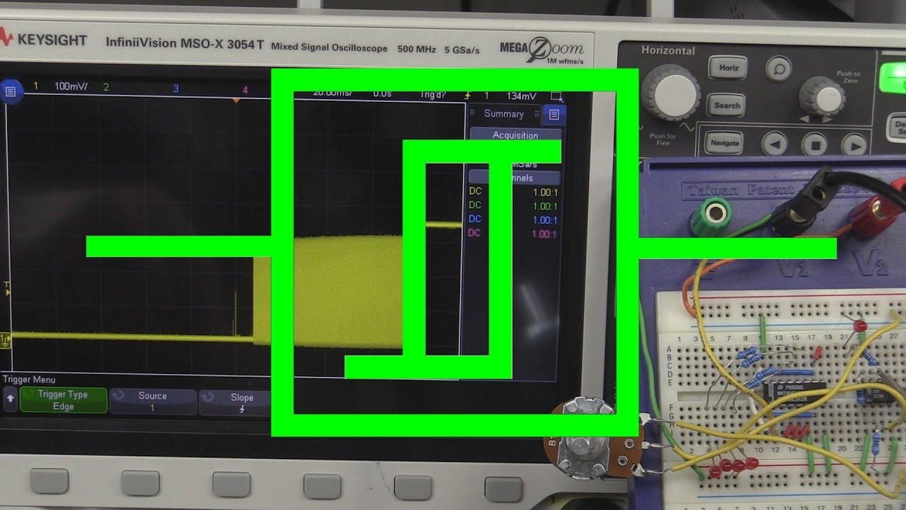 Eevblog 941 Schmitt Trigger Tutorial Youtube Scmitt Circuit Using Ne 555