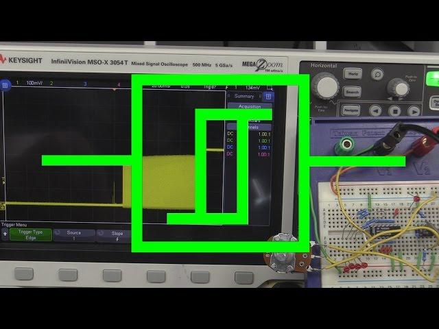 EEVblog #941 - Schmitt Trigger Tutorial - YouTube
