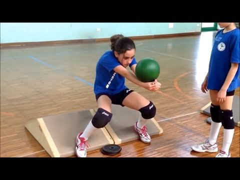 Best Defense Volleyball Trainings (HD) #3