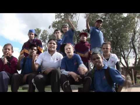 GenerationOne Hands Across Australia Schools Competition 2010 - Collarenebri Central School NSW