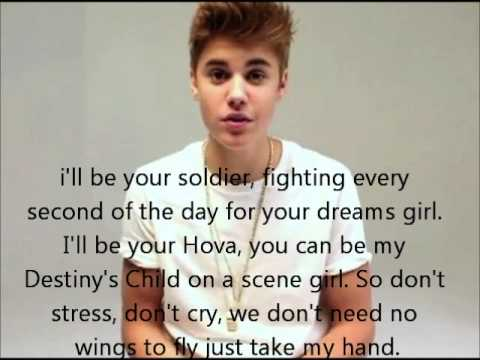 Download As Long As You Love Me - Justin Bieber feat. Big Sean (lyrics with pictures)