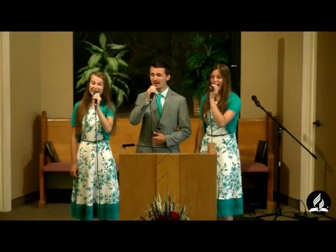 """""""The Greatest Gift"""" Music Program by 4HisGlory"""