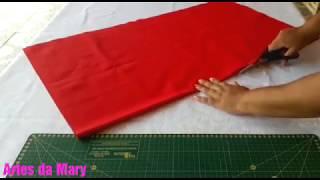 Jogo de tapete para Cozinha com 1 metro de tecido/corte