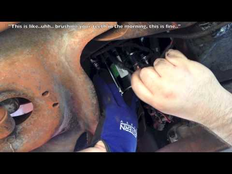 chevrolet s10 starter replacement youtube. Black Bedroom Furniture Sets. Home Design Ideas