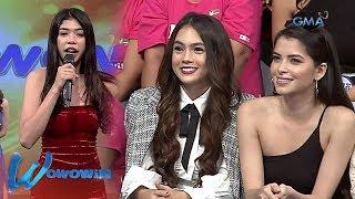 Wowowin: 'Sexy Hipon' Herlene, humarap sa mga kandidata ng Miss World Philippines 2019