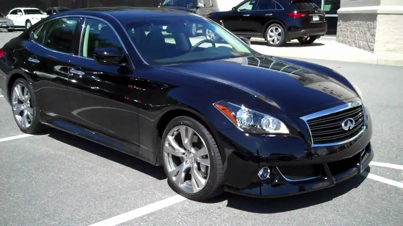 2011 Infiniti M56 Sport Brought To You By Inskip Infiniti