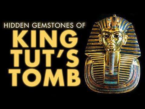 The Hidden Gemstones Of King Tut's Tomb