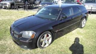 Dodge Magnum SRT8 Videos