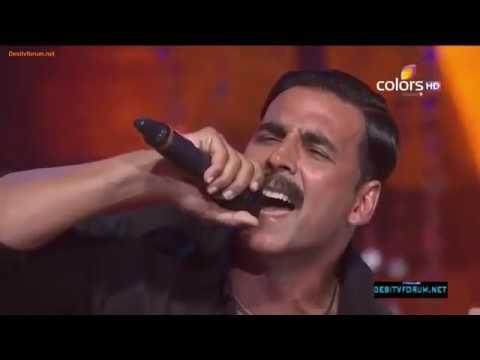 Akshay Kumar Sing Quawali