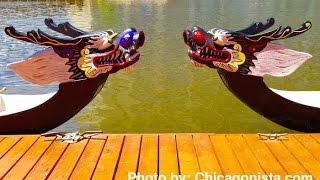 Chicago Chinatown Dragon Boat Festival
