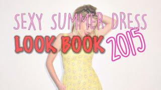 Sexy Summer Sundress Look Book 2015: by Dressgal
