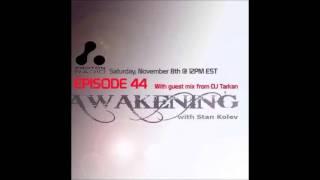 DJ Tarkan Guestmix @ Stan Kolev