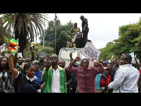 Le début d'une nouvelle ère au Zimbabwe