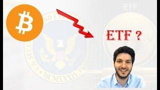 هل قرار تأجيل البيتكون ETF سبب نزول سعره؟  - Bitcoin Price & ETF