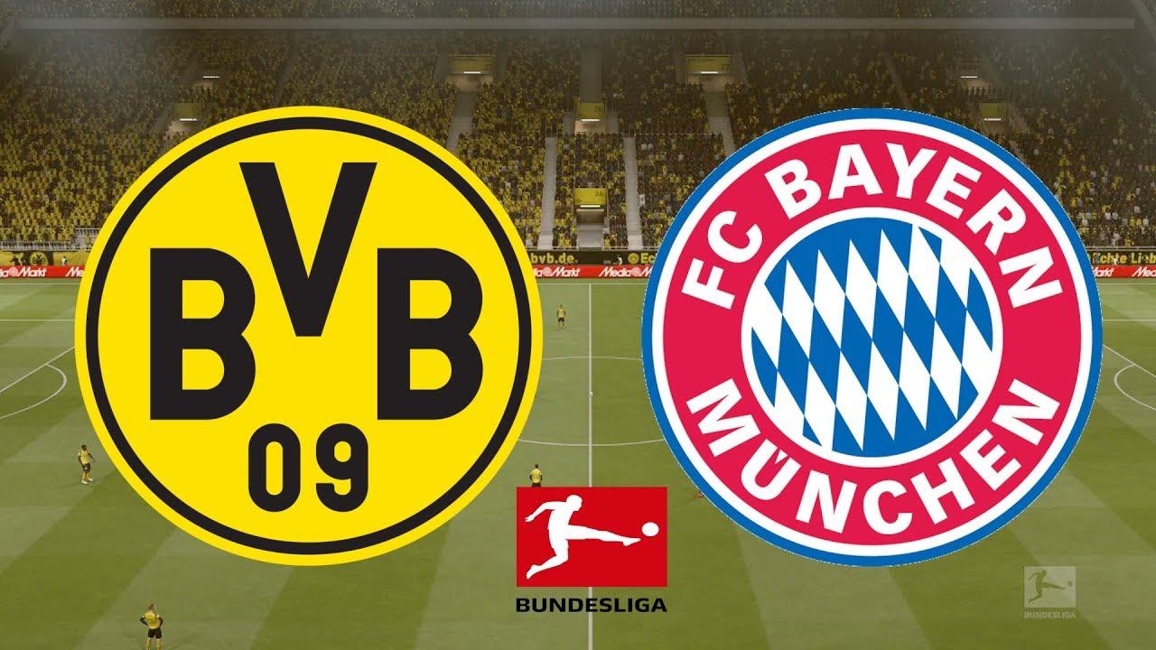 Bayern Munich Vs B Dortmund