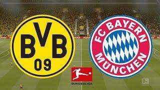 Bundesliga 2018/19 - Borussia Dortmund Vs Bayern Munich - 10/11/18 - FIFA 19