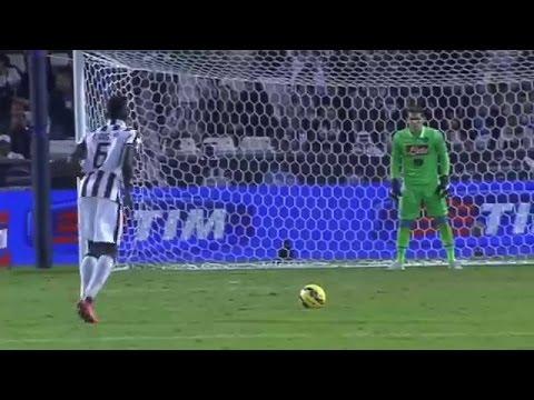 Paul Pogba's Interesting Penalty Technique!