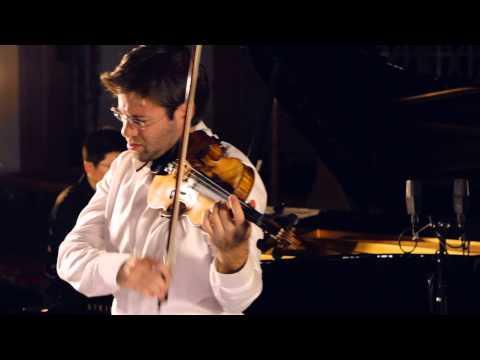 Dinicu: Hora Staccato - Tomas Cotik, violin - Tao Lin, piano