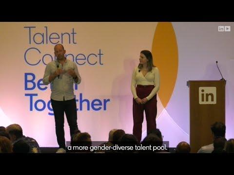 Candidate connections through job ads | Matthew Wiazowski & Angelica Novielli | Talent Connect 2019
