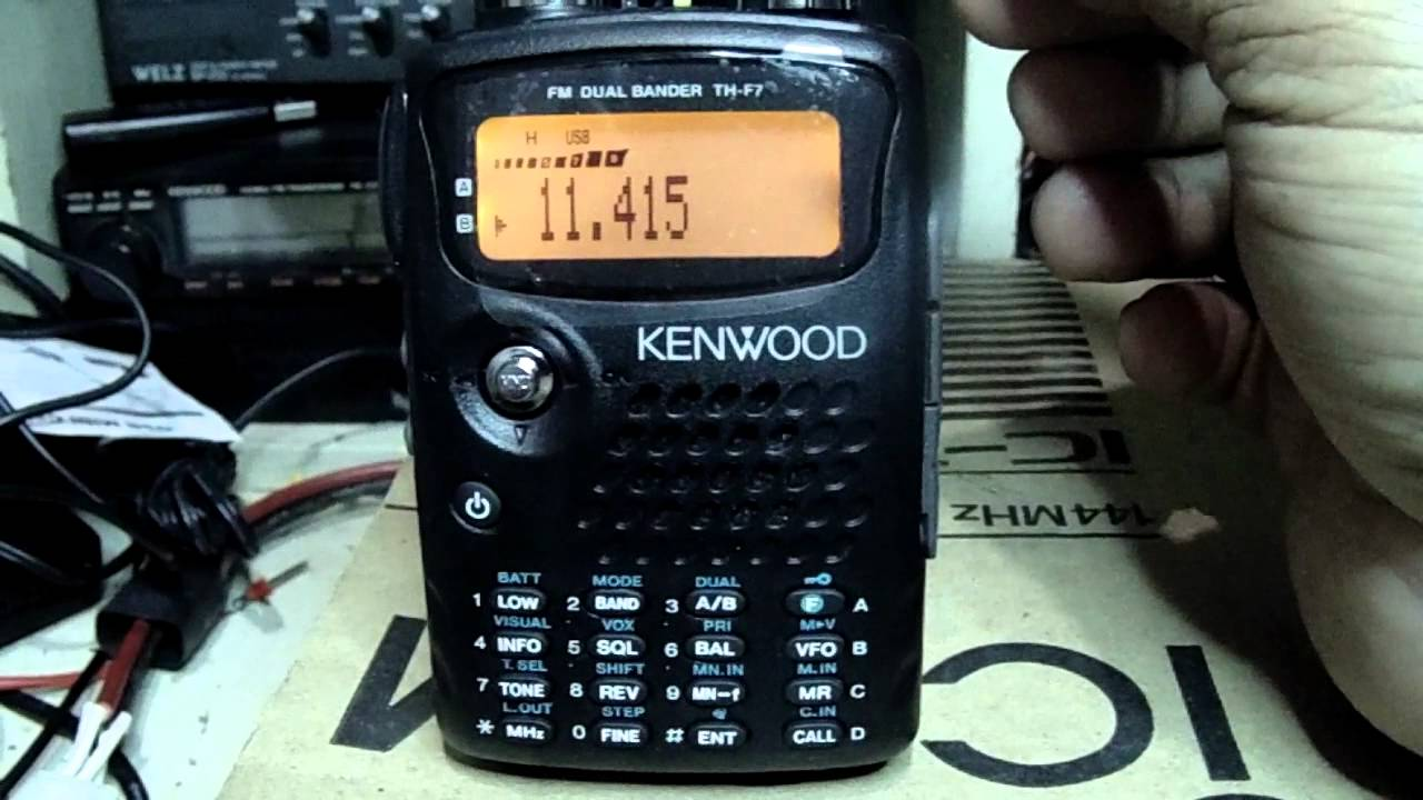 инструкция для kenwood th-f7e