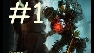 BioShock 2 - Walkthrough and Gameplay Part 1: Big Daddy - With Commentary [PS3]