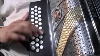 la canelera capos de mexico instruccional slow acordeon sol principiante