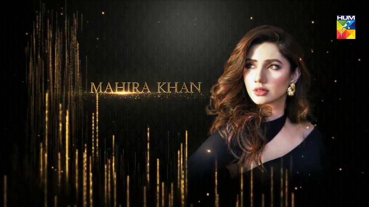 6th HUM AWARDS 2018  Mahira Khan Atif Aslam Taking Pakistan to the world