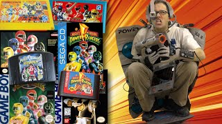 Mighty Morphin Power Rangers - Angry Video Game Nerd (AVGN)