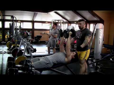 Мотивирующее видео фитнес HD 2017