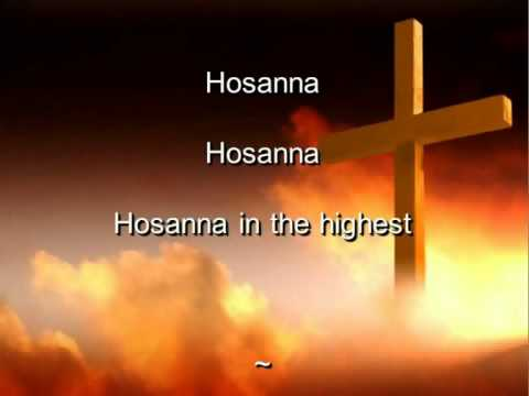Hosanna - Hillsong United (with Lyrics)